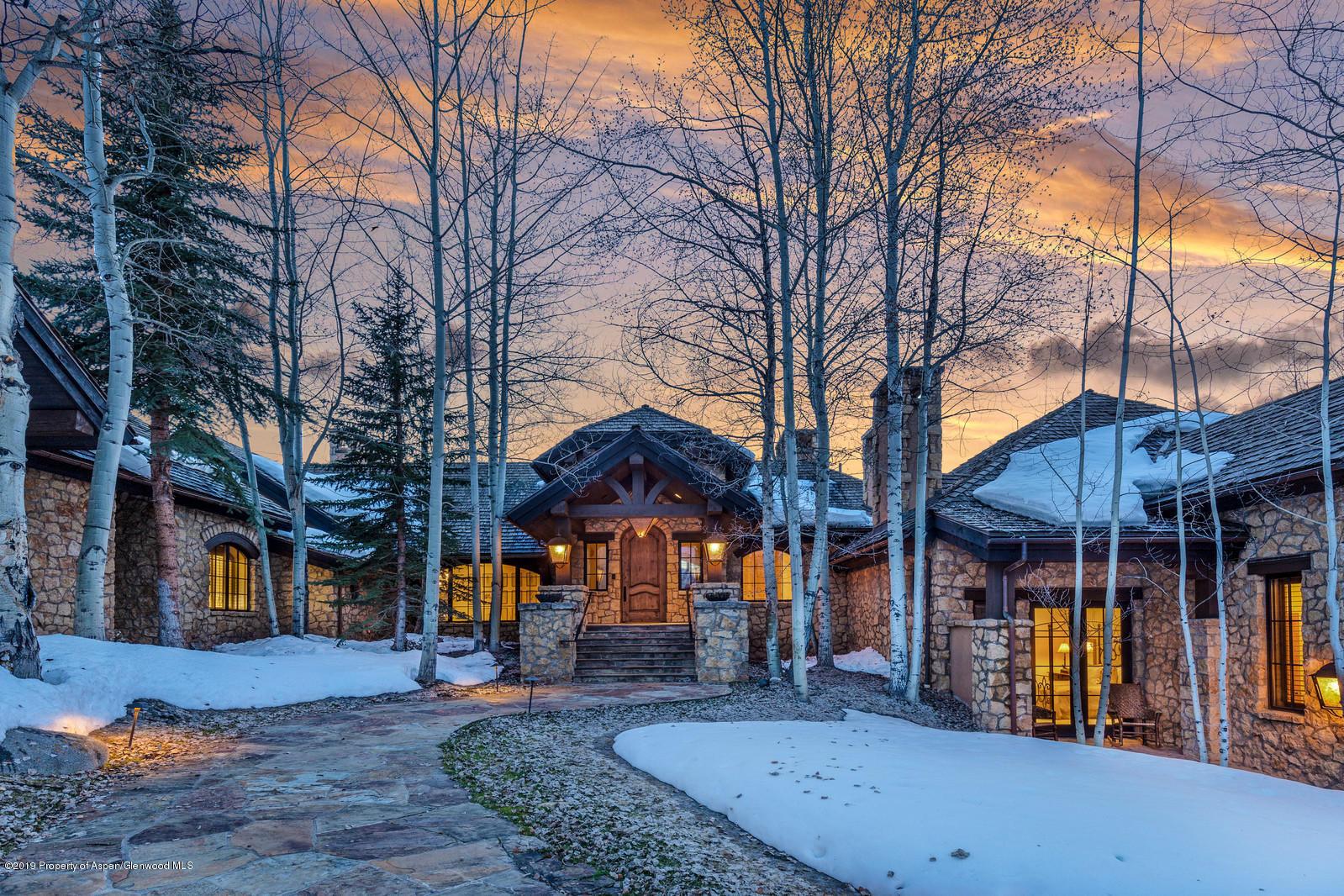 124 Coldstream Lane - Snowmass Village, Colorado