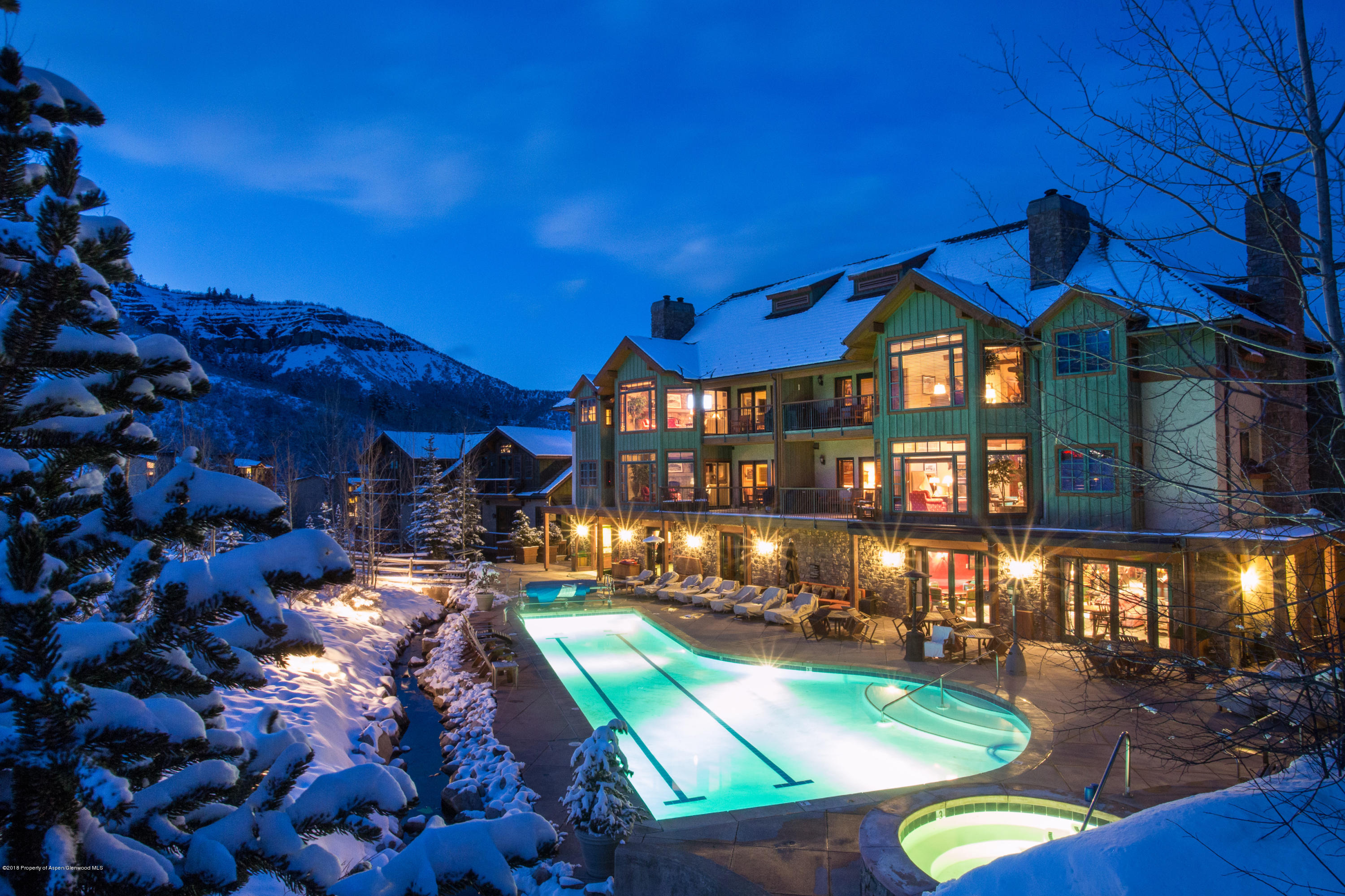 115 Timbers Club Court, B2-VIII - Snowmass Village, Colorado
