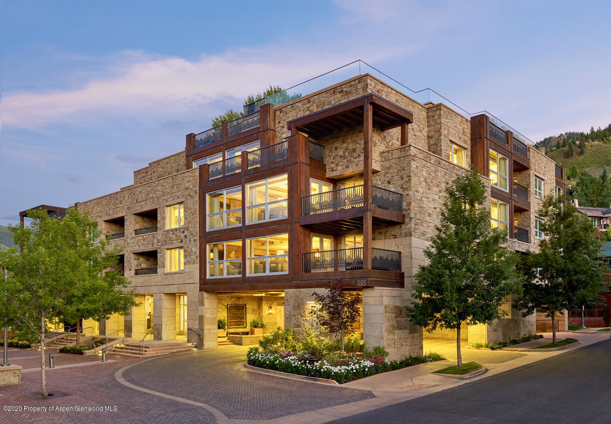 Additional photo for property listing at 501 E Dean Street #F-501 Aspen, Colorado,81611 United States