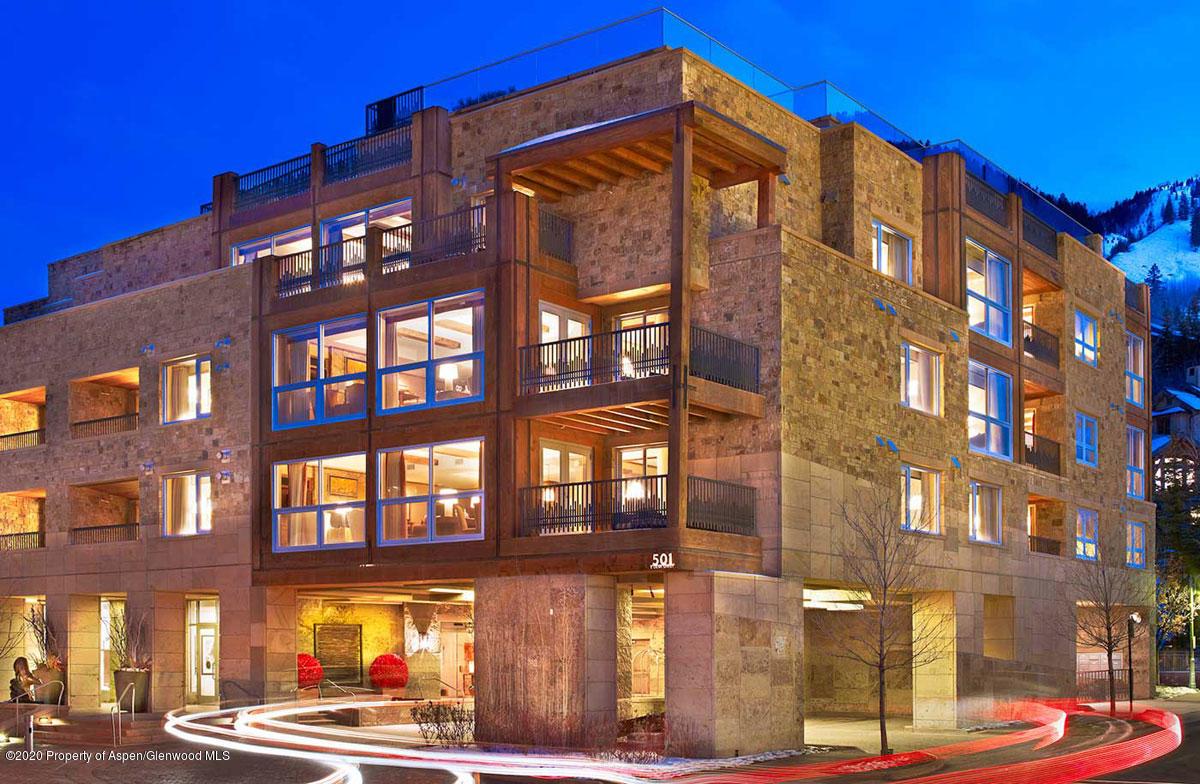 Condominium for Sale at 501 E Dean Street #F-501 Aspen, Colorado,81611 United States