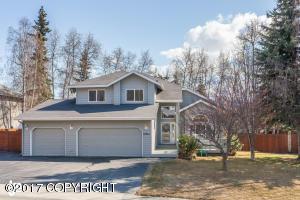 Property for sale at 10961 Kaskanak Drive, Eagle River,  AK 99577