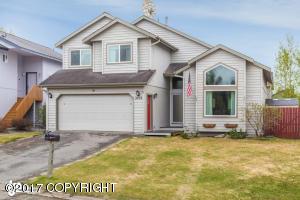 Property for sale at 2410 Sebring Circle, Anchorage,  AK 99516