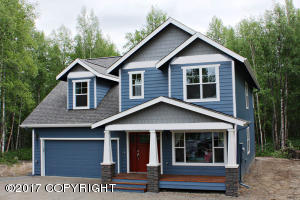 Property for sale at 7695 S Settlers Bay Drive, Wasilla,  AK 99654