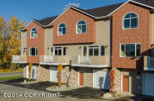 Property for sale at 237 Cook Inlet Loop Unit: #2C, Anchorage,  AK 99501