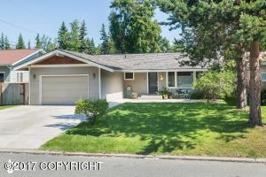 Property for sale at 2625 Draper Drive, Anchorage,  AK 99517