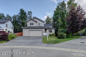 Property for sale at 16635 Theodore Drive, Eagle River,  AK 99577
