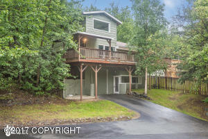 Property for sale at 22432 Glacier View Drive, Eagle River,  AK 99577