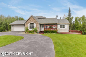 Property for sale at 5471 Placide Circle, Wasilla,  AK 99623