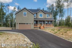 Property for sale at 4282 S Pinnacle Peak Drive, Wasilla,  AK 99623