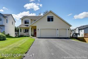 Property for sale at 13230 Fullenwider Circle, Eagle River,  AK 99577