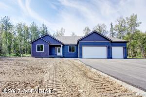 Property for sale at 12210 E Quarterstrap Circle, Palmer,  AK 99645