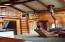 Cabin Living room/loft
