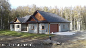 Property for sale at 3512 N Three Bees Road, Wasilla,  AK 99654