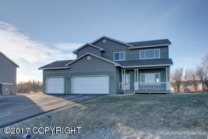 Property for sale at 5043 N Feldspar Circle, Wasilla,  AK 99654