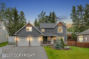 Property for sale at 17162 Hideaway Ridge Drive, Eagle River,  AK 99577
