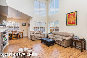 Property for sale at 11313 Discovery View Drive Unit: #91B, Anchorage,  AK 99515