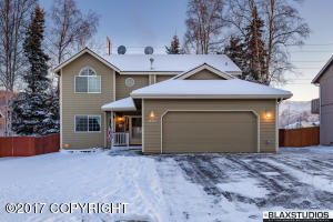 Property for sale at 16731 Theodore Drive, Eagle River,  AK 99577