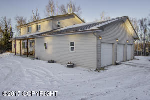 Property for sale at 2521 South Teeland Street, Wasilla,  AK 99623