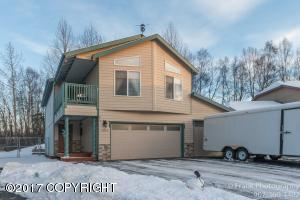 Property for sale at 5553 College Meadow Circle, Anchorage,  AK 99504