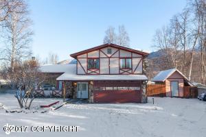 Property for sale at 14543 Terrace Lane, Eagle River,  AK 99577
