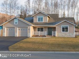 Property for sale at 17282 Hideaway Ridge Drive, Eagle River,  AK 99577