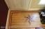 Custom Hardwood Entryway