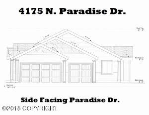 Property for sale at 4175 N Paradise Drive, Wasilla,  AK 99654