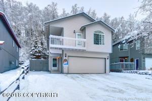 Property for sale at 19629 Highland Ridge Drive, Eagle River,  AK 99577