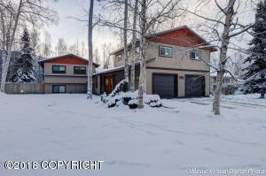 Property for sale at 18108 Tonsina Court, Eagle River,  AK 99577