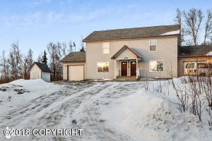 Property for sale at 1030 N Recluse Circle, Wasilla,  AK 99654