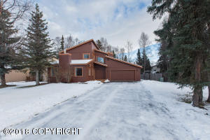 Property for sale at 13531 Windward Court, Anchorage,  AK 99516