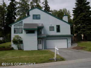 Property for sale at 4661 Hunter Drive, Anchorage,  AK 99502