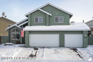 Property for sale at 1930 Powder Horn Circle, Anchorage,  AK 99507