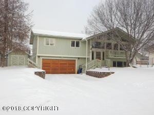 Property for sale at 16941 Vanover Circle, Eagle River,  AK 99577