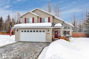 Property for sale at 19130 Button Circle, Eagle River,  AK 99577