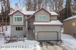 Property for sale at 1701 Circlewood Drive, Anchorage,  AK 99516