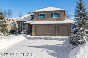 Property for sale at 8751 Sonora Circle, Eagle River,  AK 99577