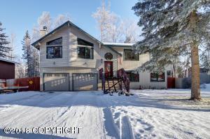Property for sale at 17119 Laoana Drive, Eagle River,  AK 99577