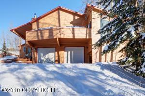 Property for sale at 17447 N Juanita Loop, Eagle River,  AK 99577