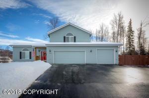Property for sale at 13825 Vasili Drive, Eagle River,  AK 99577
