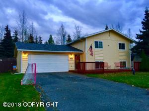 Property for sale at 18807 Andreanof Drive, Eagle River,  AK 99577