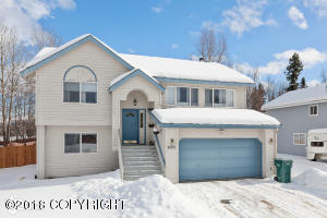Property for sale at 8021 Berry Patch Drive, Anchorage,  AK 99502