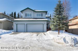 Property for sale at 8726 Acadia Drive, Eagle River,  AK 99577
