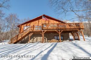 Property for sale at 23807 The Sun Loft Drive, Eagle River,  AK 99577