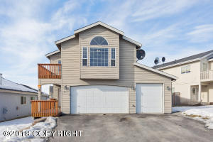 Property for sale at 2015 Cannoneer Circle, Anchorage,  AK 99507
