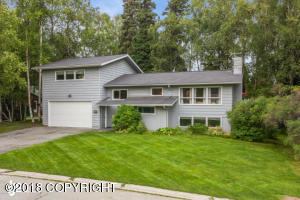 Property for sale at 4811 Buckingham Way, Anchorage,  AK 99503