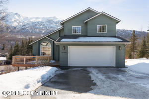 Property for sale at 18902 Mountain Point Drive, Eagle River,  AK 99577