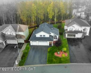 Property for sale at 16426 Mills Park Circle, Eagle River,  AK 99577