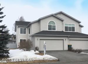 Property for sale at 3521 Andre'e Drive Unit: #A, Anchorage,  AK 99517