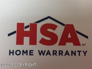 YES this home comes with a Warranty